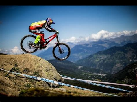 Biking Downhill Mountain Bikes