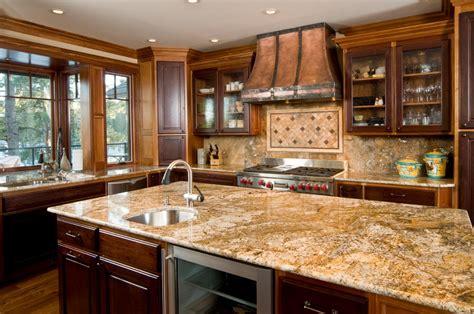 granite kitchen countertops cost installation