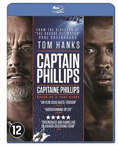 Captain Phillips Blu-Ray review op MoviePulp