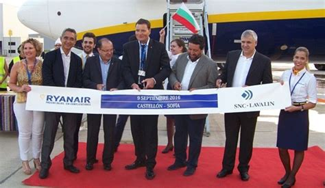 sofia dusseldorf flights launched again sofia airport ryanair opens sofia base
