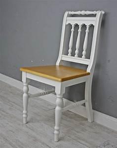 Barhocker Weiß Holz : stuhl holzstuhl k chenstuhl otto massiv wei braun holz landhaus cottage ebay ~ Orissabook.com Haus und Dekorationen