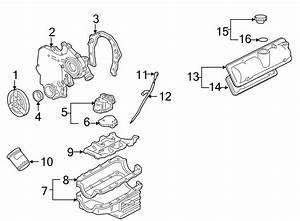 Pontiac G6 Engine Oil Pan  Liter  Plug  Drain