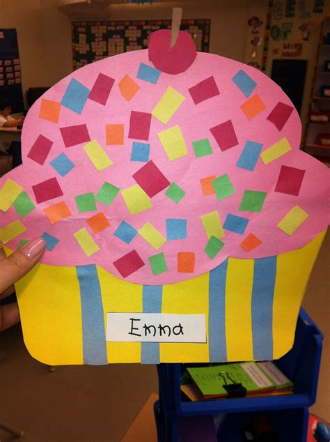 my cupcake today in second grade 237 | IMG 0385