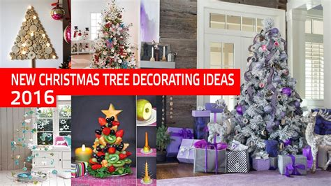 new tree decorating ideas 2017