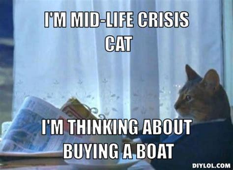 Buy A Boat Bad Credit by I M On A Meme Should Buy A Boat Cat Meme Generator