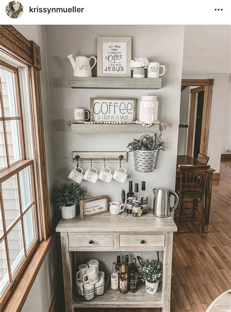 720 x 1280 jpeg 130 кб. 30+ Latest Diy Coffee Station Ideas In Your Kitchen - TRENDEDECOR