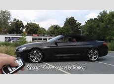 mods4cars SmartTOP for BMW 6 Series F12 Convertible