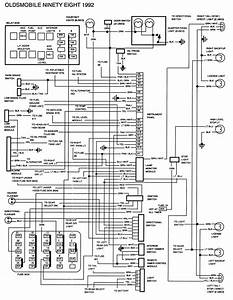 1968 Oldsmobile 442 Wiring Diagram