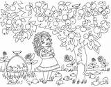 Coloring Apple Pages Picking Orchard Farm Tree Fruit Printable Apples Drawing Basket Fruits Printables Line Sheets Baskets Rocks Could Getcolorings sketch template