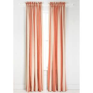 coral and white curtains fabric color paint