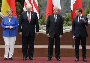 The most awkward photos of Donald Trump meeting leaders at ...