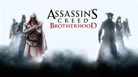 Assassins Creed Brotherhood 1080p Wallpapers Hd