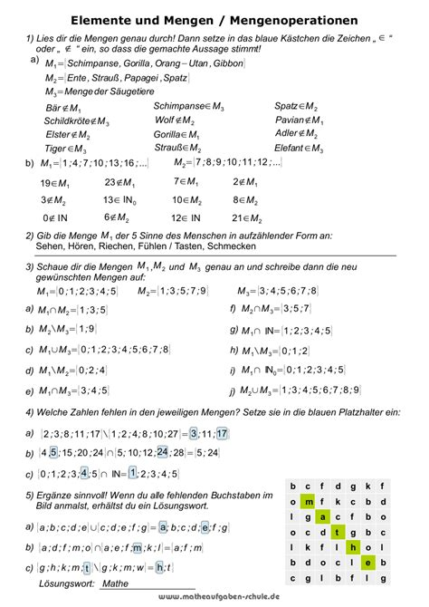 mathe  klasse klassenarbeiten