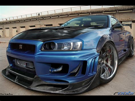 Nissan Skyline Gtr Pictures And Wallpapers