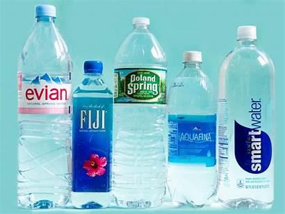 Water Bottled Beverage Popular Bottle America