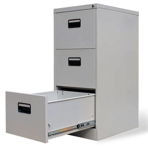 file hangers for filing cabinet metal hanging file cabinet 3 drawers grey vidaxl co uk