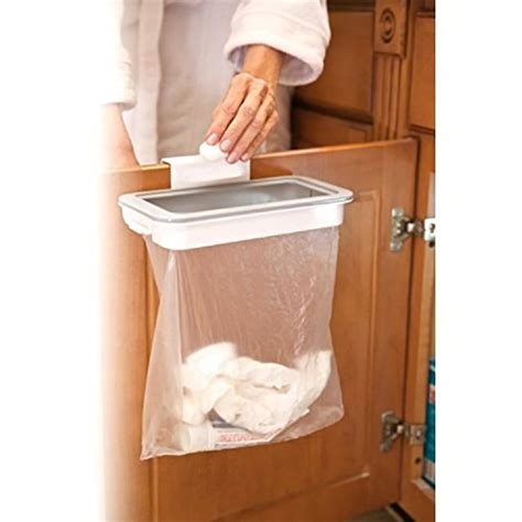 Trash Can Cupboard by Kitchen Cabinet Cupboard Door Basket Hanging Trash Can