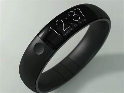 Iwatch Concept Apple Smartwatch Bands Fitness Sleek