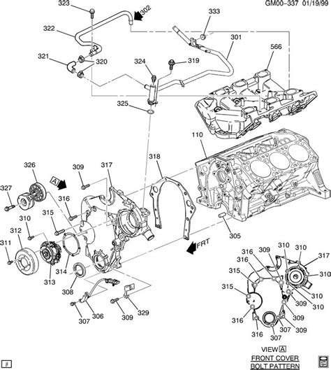 2002 Pontiac 3 4 Engine Cooling Diagram by 6th 00 05 What Is This Hose Called Guys Monte