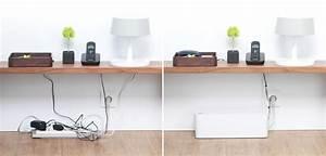 Rangement Cable Bureau : conseils pour optimiser et ranger ses bureaux d entreprise ~ Premium-room.com Idées de Décoration