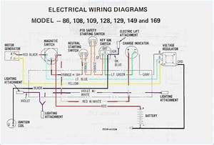 Cub Cadet 149 Wiring Diagram