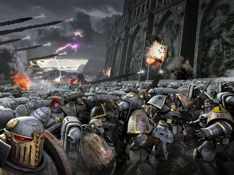 space marines vs predators xenos vs spartans battles