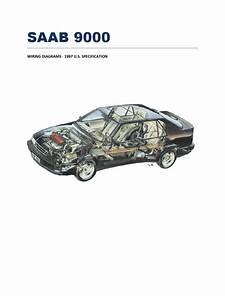 Saab 9000 Wiring Diagrams