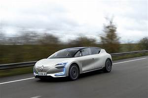 Jeux De Voiture Renault : voiture autonome sans les mains au volant du renault symbioz vid o photo 7 l 39 argus ~ Medecine-chirurgie-esthetiques.com Avis de Voitures