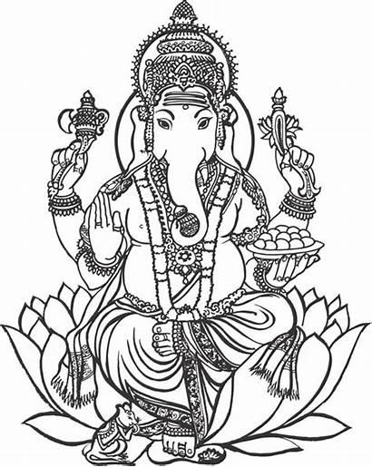 God Clipart Vinayagar Indian Ganesha Clip Ganesh
