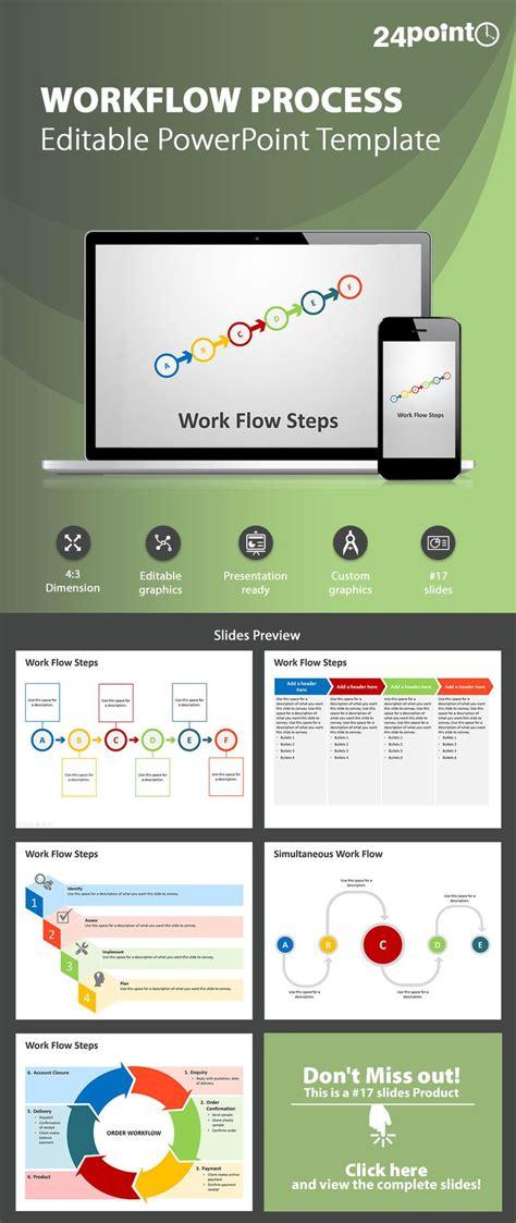 workflow process steps powerpoint template  website