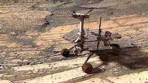 NASA Considering Options To Save Opportunity Rover