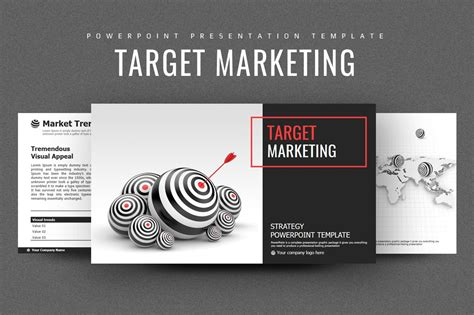 target marketing strategy  powerpoint templates