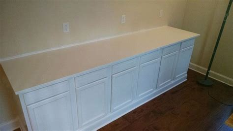 built  bookcase hack  kitchen cabinets