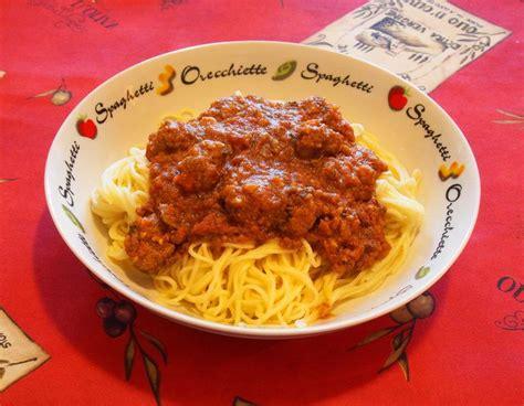 recette pate spaghetti frais sauce 224 spaghetti avec boulettes recettes du qu 233 bec recette sauces and spaghetti