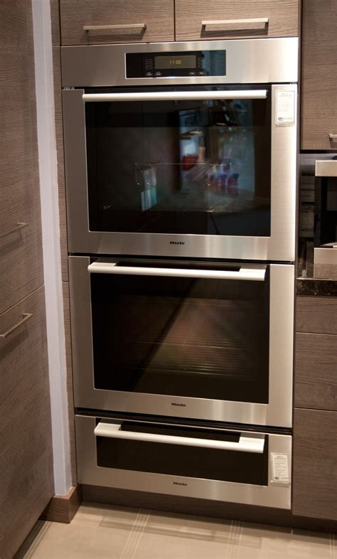 abt custom kitchen galleries   double oven kitchen