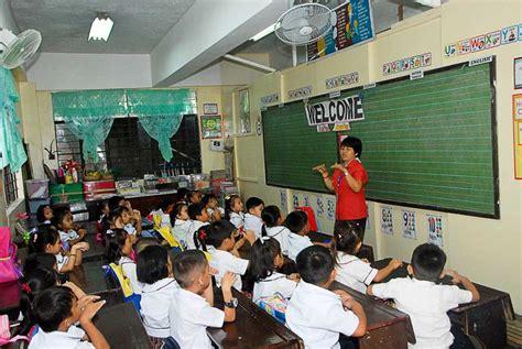 school congestion   philippines  breakthrough