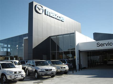 Singapore Group Eyes Aussie Dealerships After Mazda