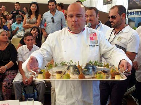 concours de cuisine pour apprentis concours de cuisine et présentation de plat par stéphane burel