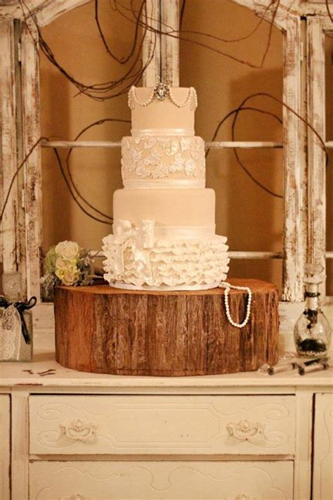 shabby chic country wendy woo cakes a country shabby chic wedding cake