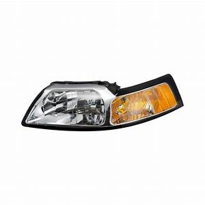 TYC® - Ford Mustang 1999-2000 Replacement Headlight