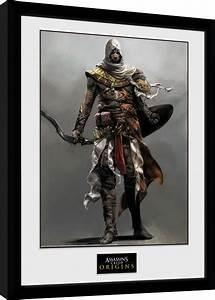 Assassins Creed: Origins - Solo Framed poster | Buy at ...