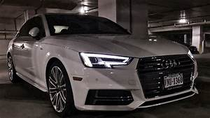 Audi A4 Ersatzteilkatalog : 2017 audi a4 night review led lighting youtube ~ Kayakingforconservation.com Haus und Dekorationen