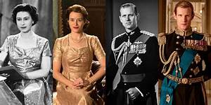 See the Cast of The Crown vs. the People They Play in Real ...