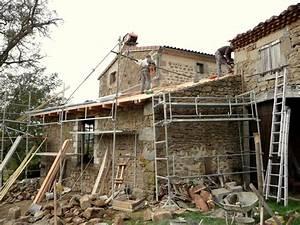 Renover Une Maison : renover une maison en pierre mc immo ~ Nature-et-papiers.com Idées de Décoration