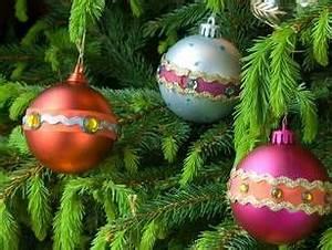 Christbaumkugeln Selber Gestalten : weihnachtskugeln basteln und christbaumkugeln selbst gestalten und verzieren bei ~ Frokenaadalensverden.com Haus und Dekorationen