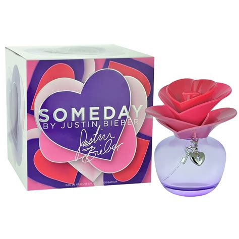 justin bieber someday ml justin bieber someday eau de parfum pour femme 100 ml