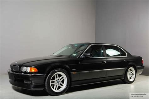 2000 Bmw 740il Supercharged