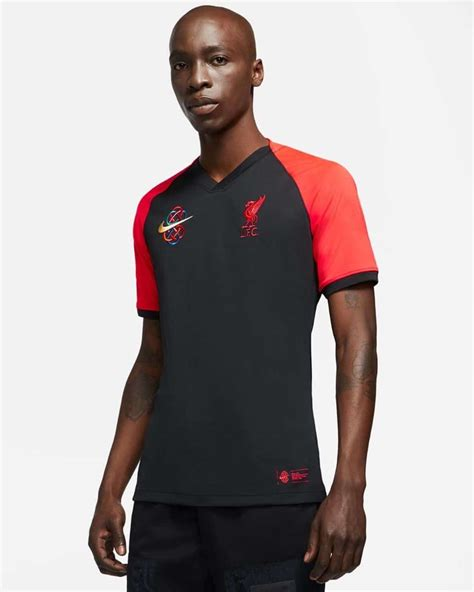 Liverpool Chinese New Year Shirt 2021 | The Kitman