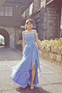 periwinkle real wedding google search wedding ideas With periwinkle dress for wedding