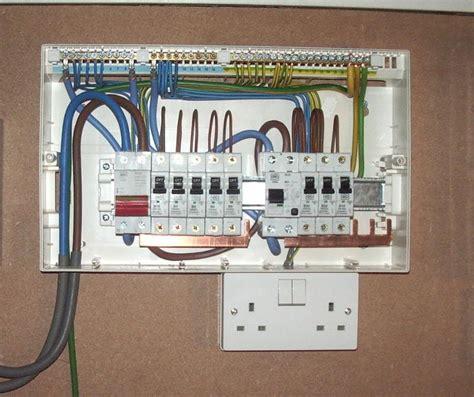 Electrical Chinese Breaker Box Split Phase Lacks